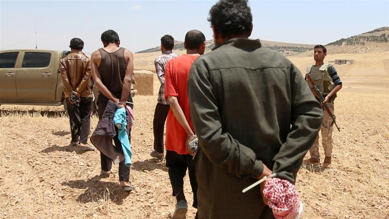 US asks Europe, others, to repatriate ISIL fighters held in Syria