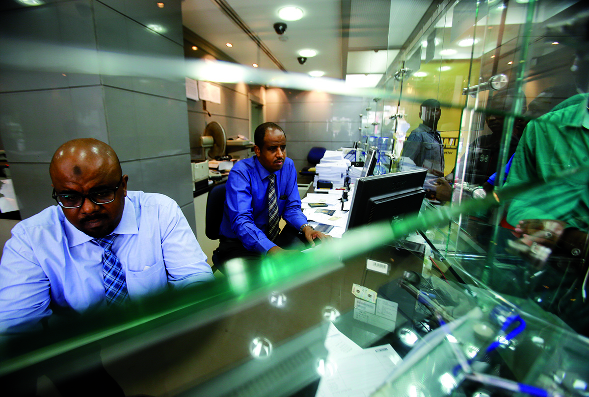 Sudan's liquidity crisis
