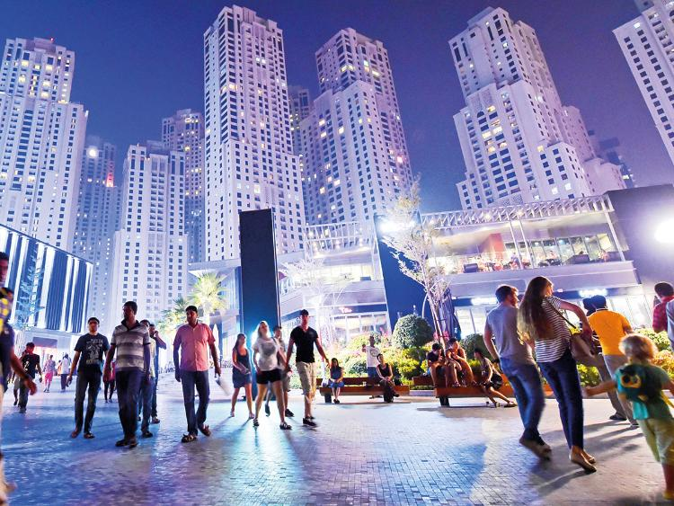 UAE the safest country in the world