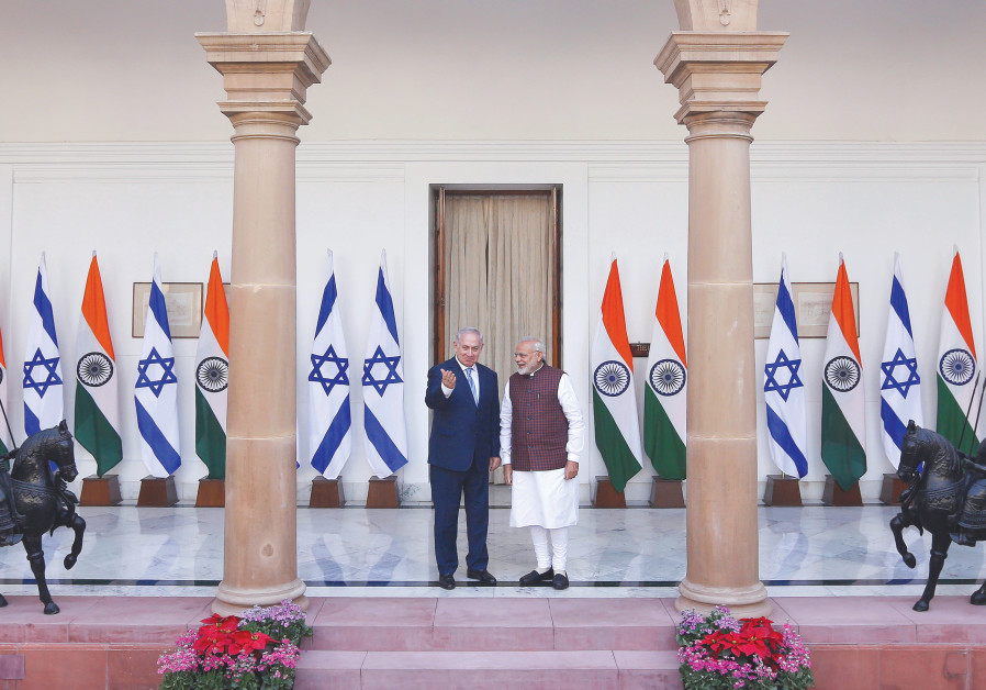 Netanyahu's cancellation of India trip 'understood' in New Delhi