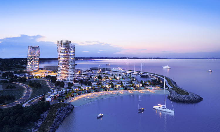 Ayia Napa Marina is an outstanding opportunity to invest in a luxury waterfront property