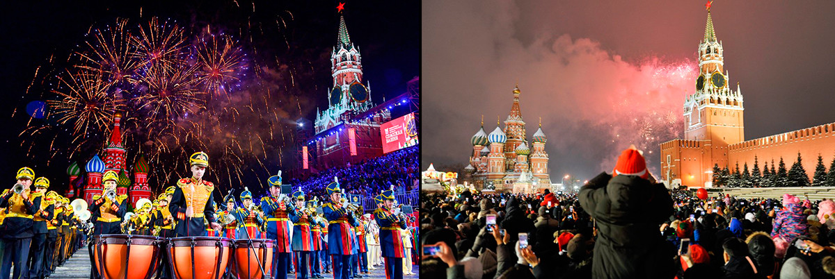 Russia's 11 MAIN destinations in different seasons